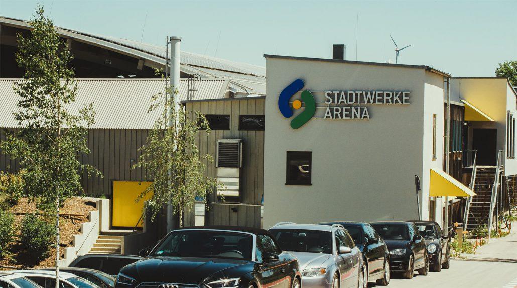 Stadtwerke Arena Pfaffenhofen