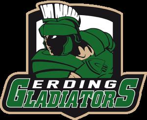 Logo Erding Gladiators