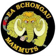 Logo EA Schongau Mammuts