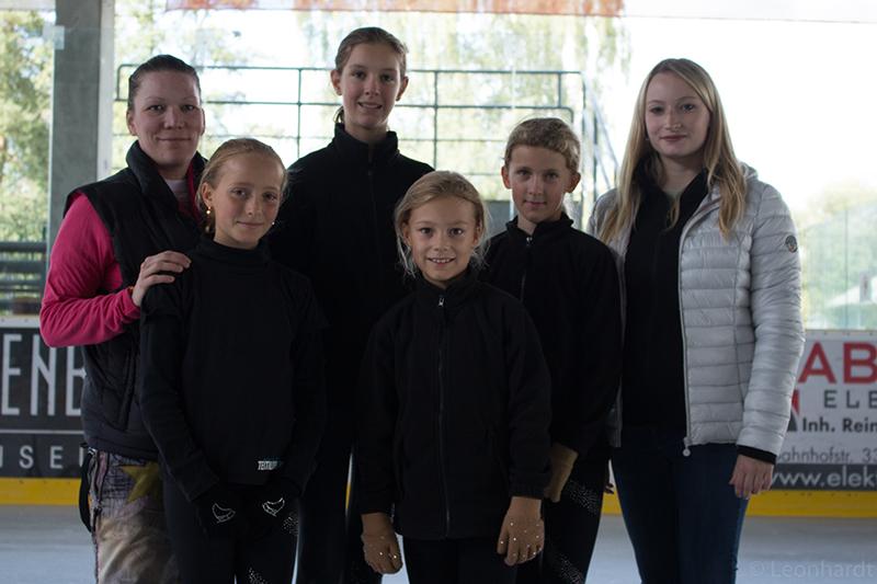 ECP Eiskunstlauf Gruppe 3