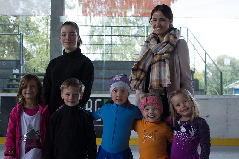 ECP Eiskunstlauf Gruppe 6