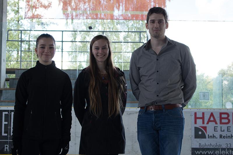 ECP Eiskunstlauf Gruppe 2