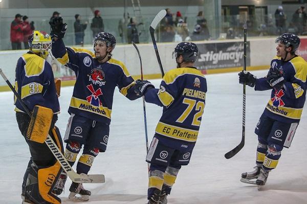 Eishockey EC Pfaffenhofen